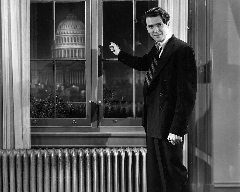 Mr Smith goes to Washington 1