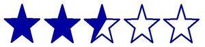 étoile 2,5