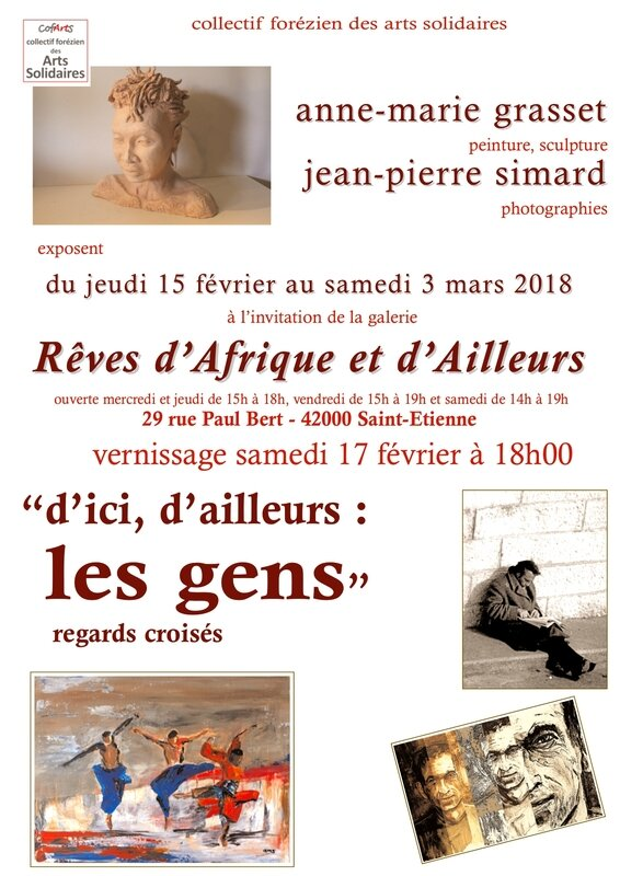affiche expo A3