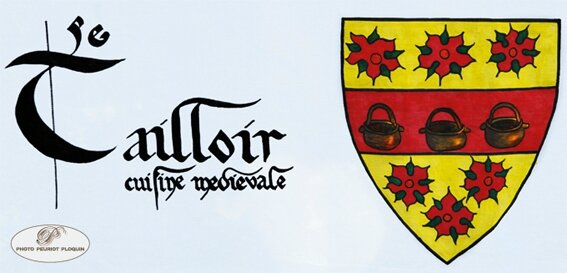 Association_Le_Tailloir_organisatrice_de_banquets_medievaux_armoiries