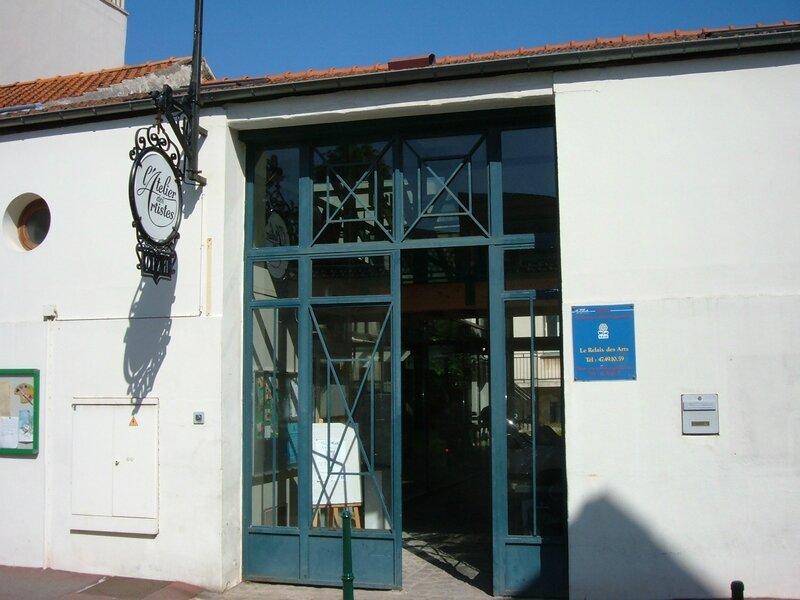 Atelier des Artistes locaux 2005
