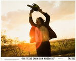 The Texas Chainsaw Massacre lobby card 5