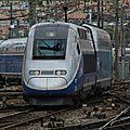 TGV Euro Duplex (4700), Marseille