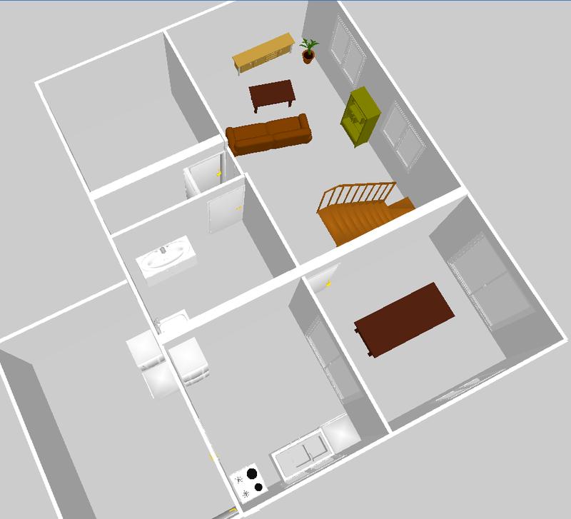Logiciel architecte 3d gratuit for Architecte 3d version complete gratuit