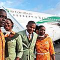 Air côte d'ivoire, principale compagnie aérienne ivoirienne et air france
