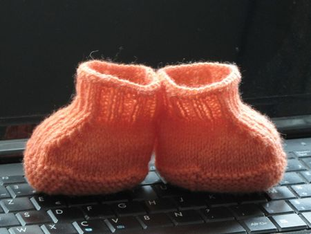 chaussons Babe3