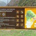 7 - Entrée du Chemin des Incas