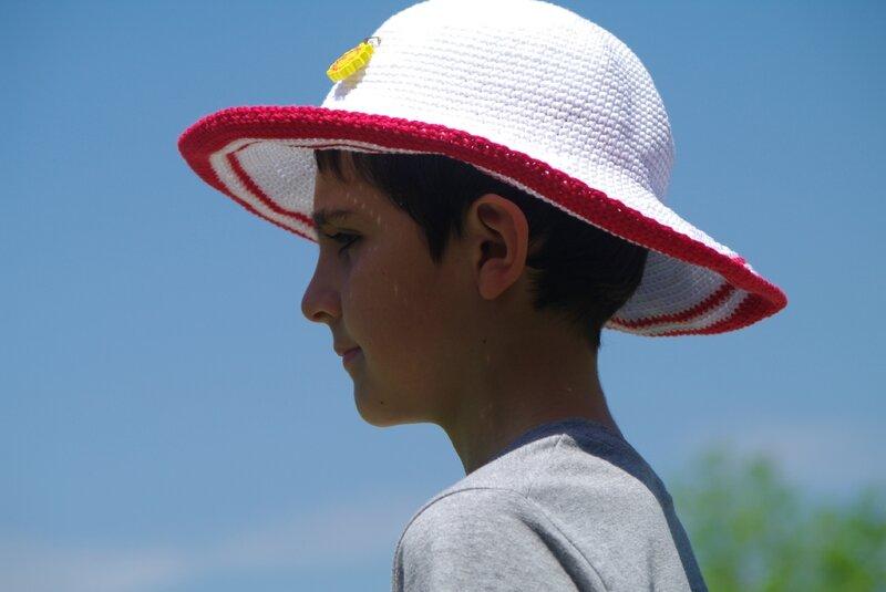 crocheter un chapeau pour femme