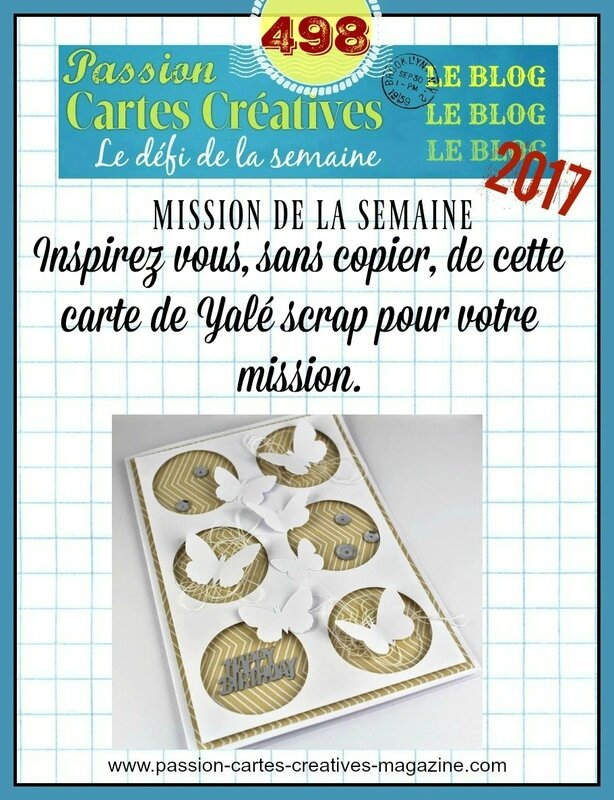 498 INSPIRATION CARTE