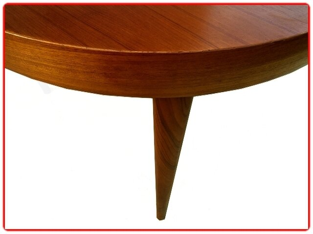 table extensible scandinave teck (11)