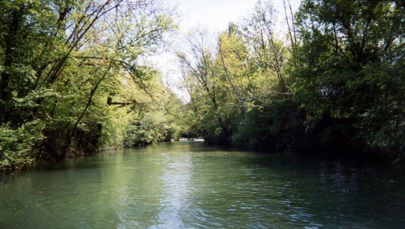 La Roque Gageac - la Dordogne