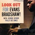 Evans Bradshaw With George Joyner Philly Joe Jones - 1958 - Look out for Evans Bradshaw (Riverside) FRONT