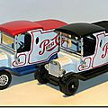 Y-12 Ford Model T Pepsi-Cola (duo) A 1