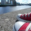 les Converses trotting around the world