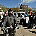 Manifestation contre la loi travail a dunkerque