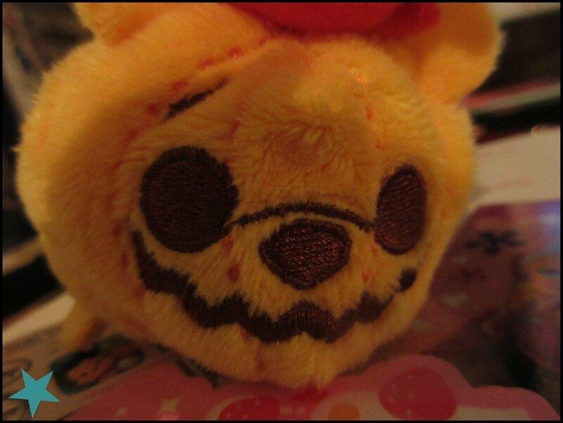 tsum tsum de Halloween japonais 2017 Winnie l'ourson (2)
