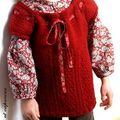 Tunic Anuhea de Kids tricots en cascade 220
