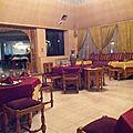 Restaurant de l'hôtel de Tiznit