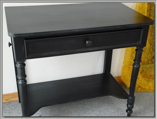 meubles anciens relook s et ou transform s broc et recycle. Black Bedroom Furniture Sets. Home Design Ideas