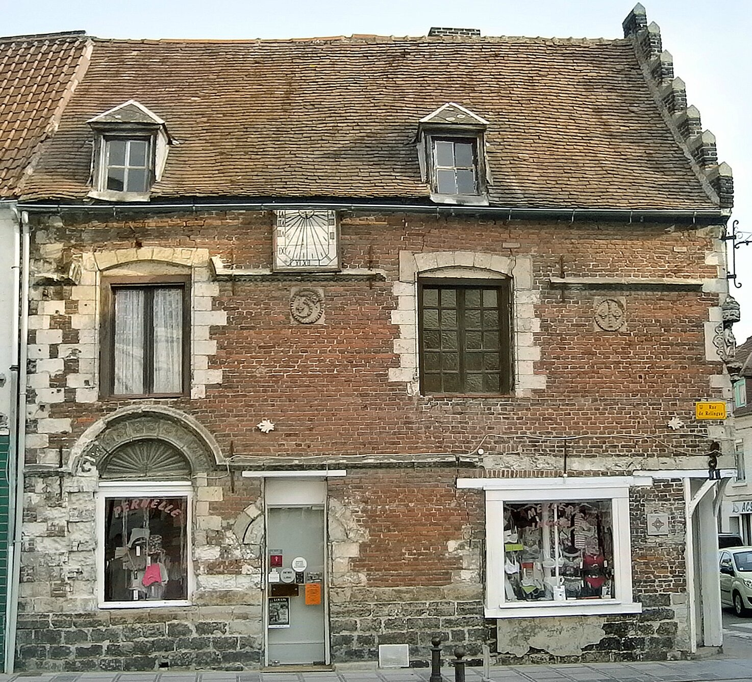 La maison de l 39 argentier lillers l photos du nord for Maison et cite douai