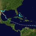 Harvey contre donald (trump) - cyclones et réchauffement climatique - conditions de formation - remontée vers le nord des zones