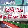 Golfe-Juan nov. 2007