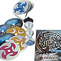 Jungle speed dark & silver