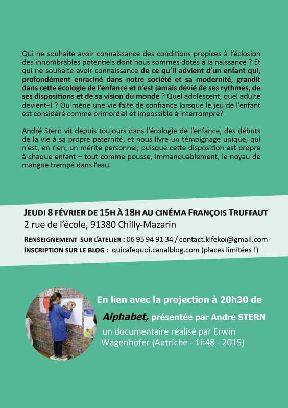 Atelier Stern - Flyer2