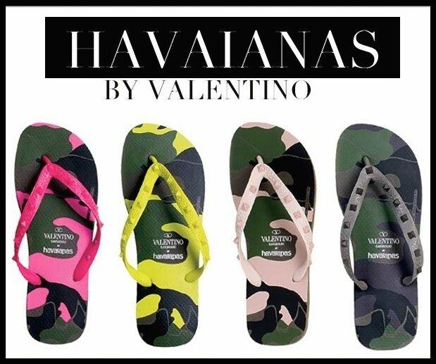 havaianas & valentino 1
