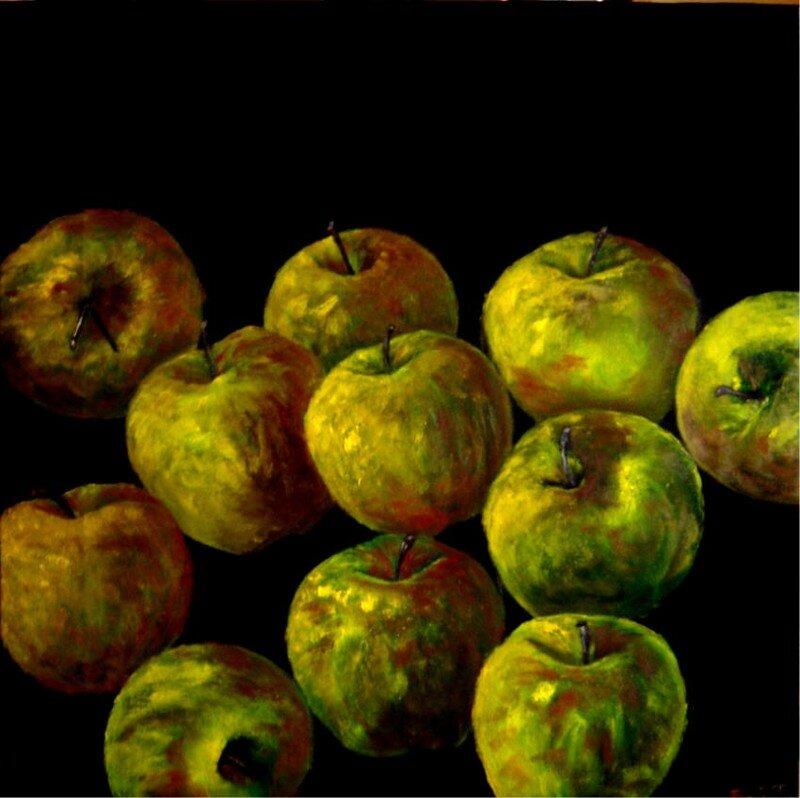 Manzanas Verdes - Pommes Vertes