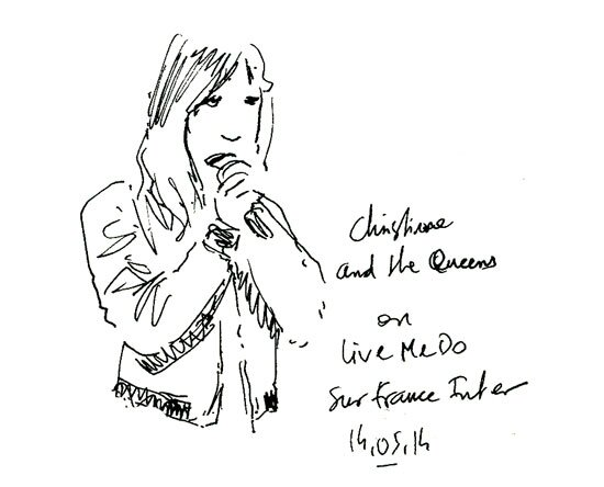 christine&theQueens