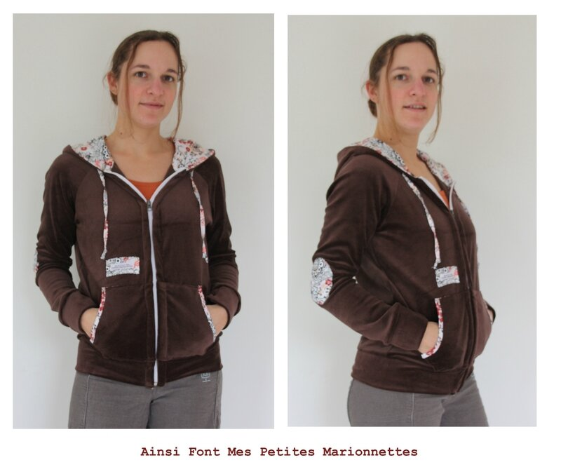 veste velours marron 8