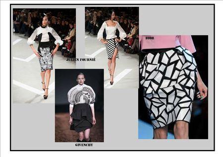 inspiration jupe de février haute couture