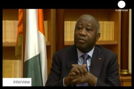 INTERVIEW DU PRESIDENT LAURENT GBAGBO SUR LE PLATEAU DE L'INTEGRATION AFRICAINE