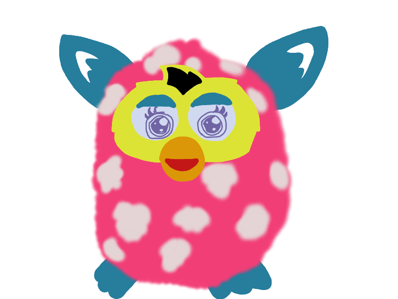 Furby Boom Application