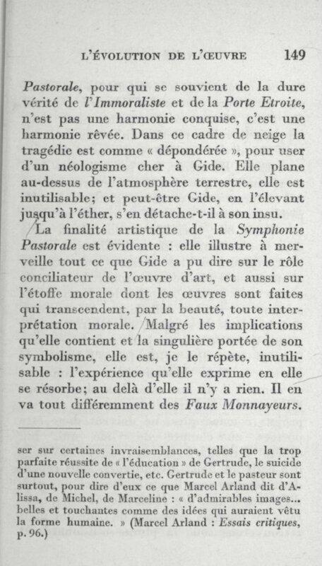 Ramon Fernandez Gide Faux-Monnayeurs (1)