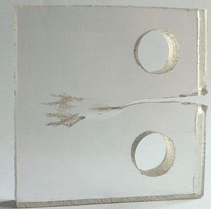 Plaque polycarbonate