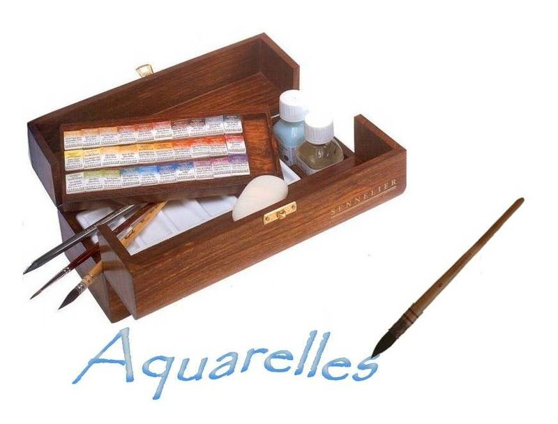 Aquarelles