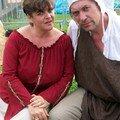 Dame Cornélie et Gringalet le Fort