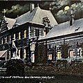 TRELON-Le Château des Carmes la nuit