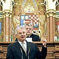 V-post- les chrétiens démocrates hongrois contre satan, soros et les franc-maçons