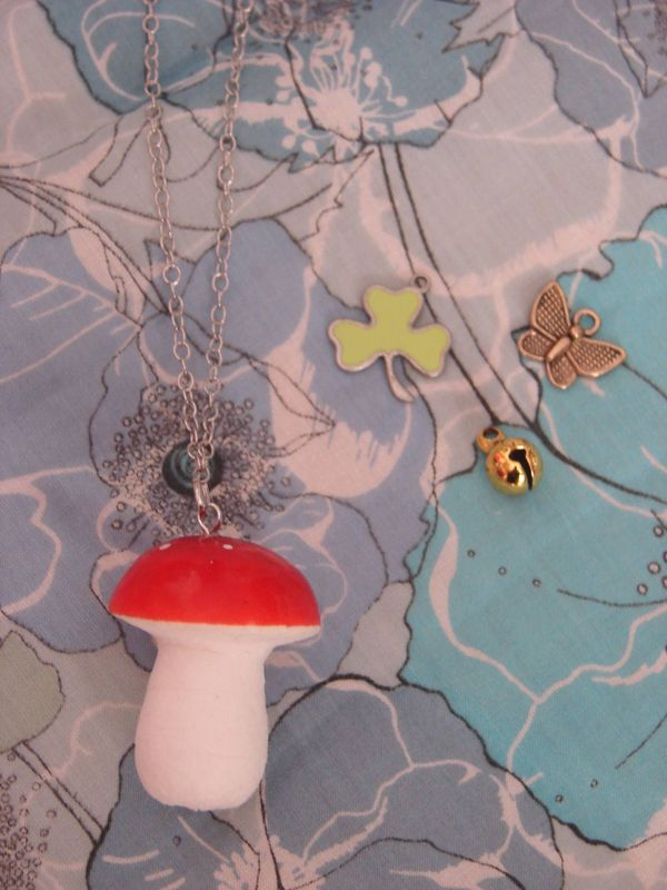sautoir champignon