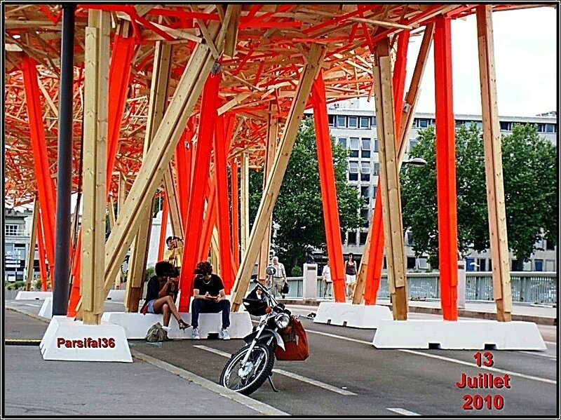 Pont Boieldieu - Juillet 2010 - f