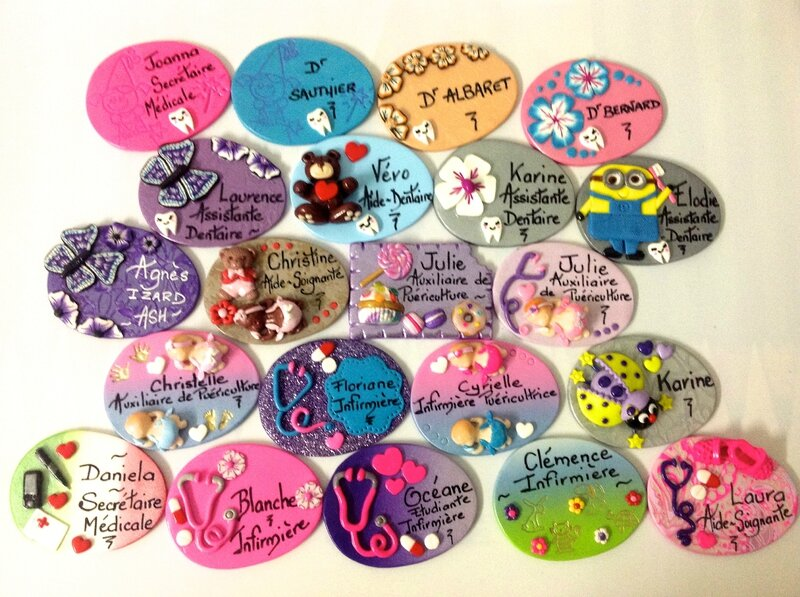Extrêmement Ma Boutique de Badges - MES PASSIONS / CREATIONS TR02