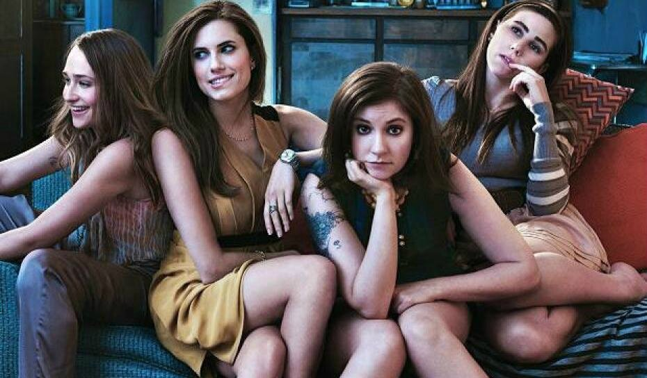 Sorry, girls hbo show cast pity