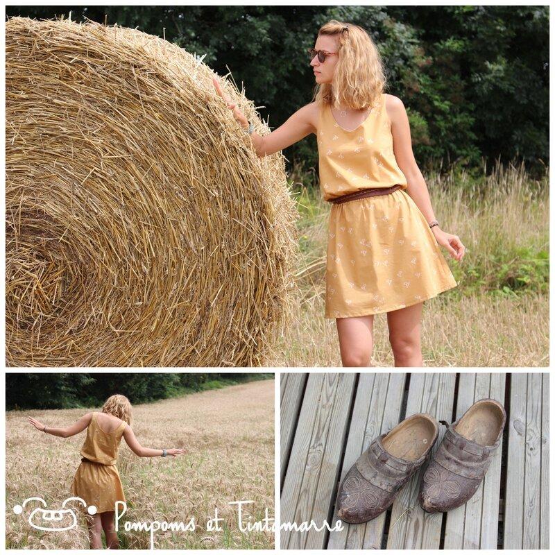 2014 - 08 - Photos dans les champs pour blog