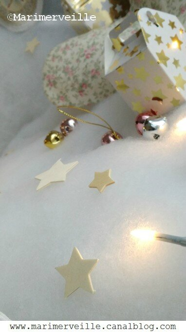 Noël à l'atelier - Marimerveille
