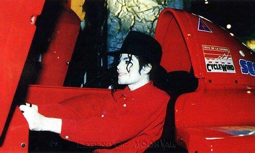Michael Jackson Sega 3