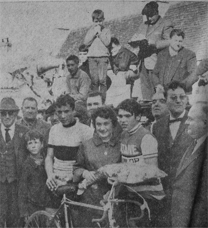 Montpon - cadets 1966
