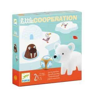 boutique jeux de société - pontivy - morbihan - ludis factory - little coopération